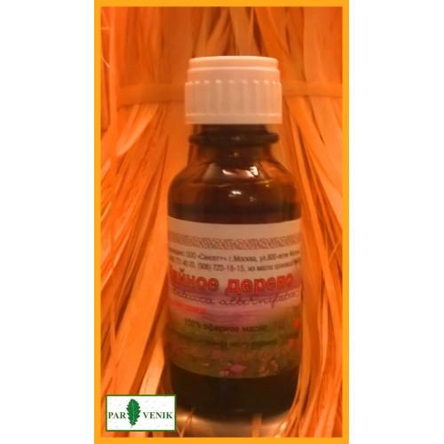 100% эфирное масло Чайного дерева