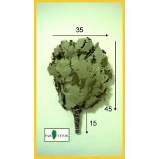 Веник кавказский дубовый отборный 20 штук, без упаковки