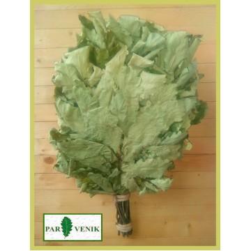 Веник дубовый отборный кавказский 2020 года, без упаковке, в коробке, от 10 до 40  штук, цена от 190 до 170 рублей