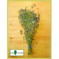 Банная трава Душица (орегано) в пучке, от 1 до 10 штук, от 120 до 90 рублей